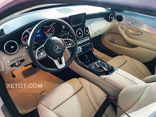 noi that xe mercedes c180 2020 xetot com Đánh giá xe Mercedes C180 2021, Có đáng để mong đợi?
