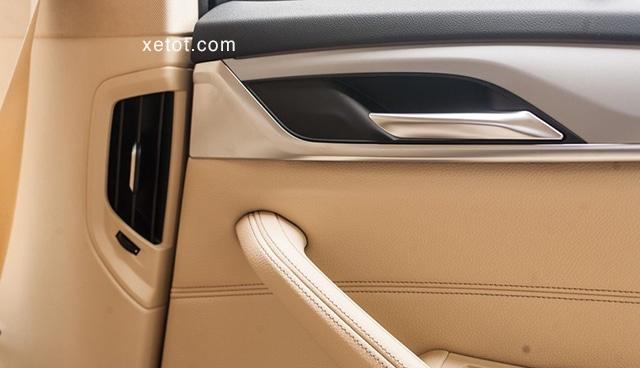 """cua xe bmw 520i 2020 muaxegiatot vn Đánh giá xe BMW 520i 2021, """"Tuyệt tác thiết kế"""""""