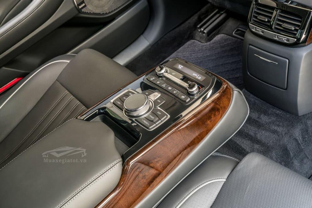 danh gia xe genesis g90 2020 2021 xetot com 2 Đánh giá xe Genesis G90 2021, Xế sang của Hyundai