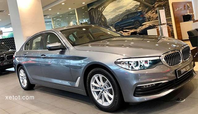 """gia xe bmw 520i 2020 muaxegiatot vn Đánh giá xe BMW 520i 2021, """"Tuyệt tác thiết kế"""""""