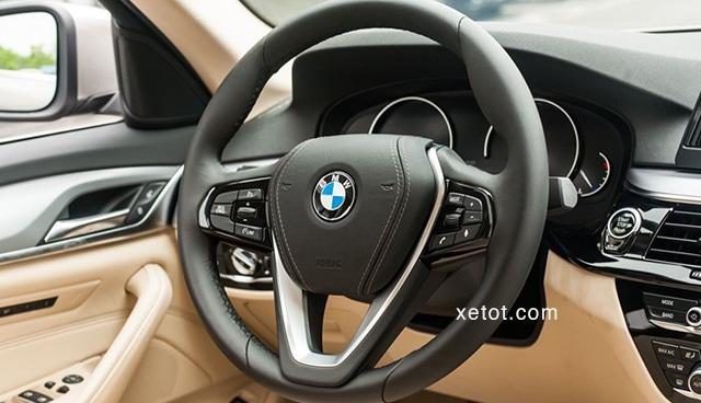 """volang xe bmw 520i 2020 muaxegiatot vn Đánh giá xe BMW 520i 2021, """"Tuyệt tác thiết kế"""""""
