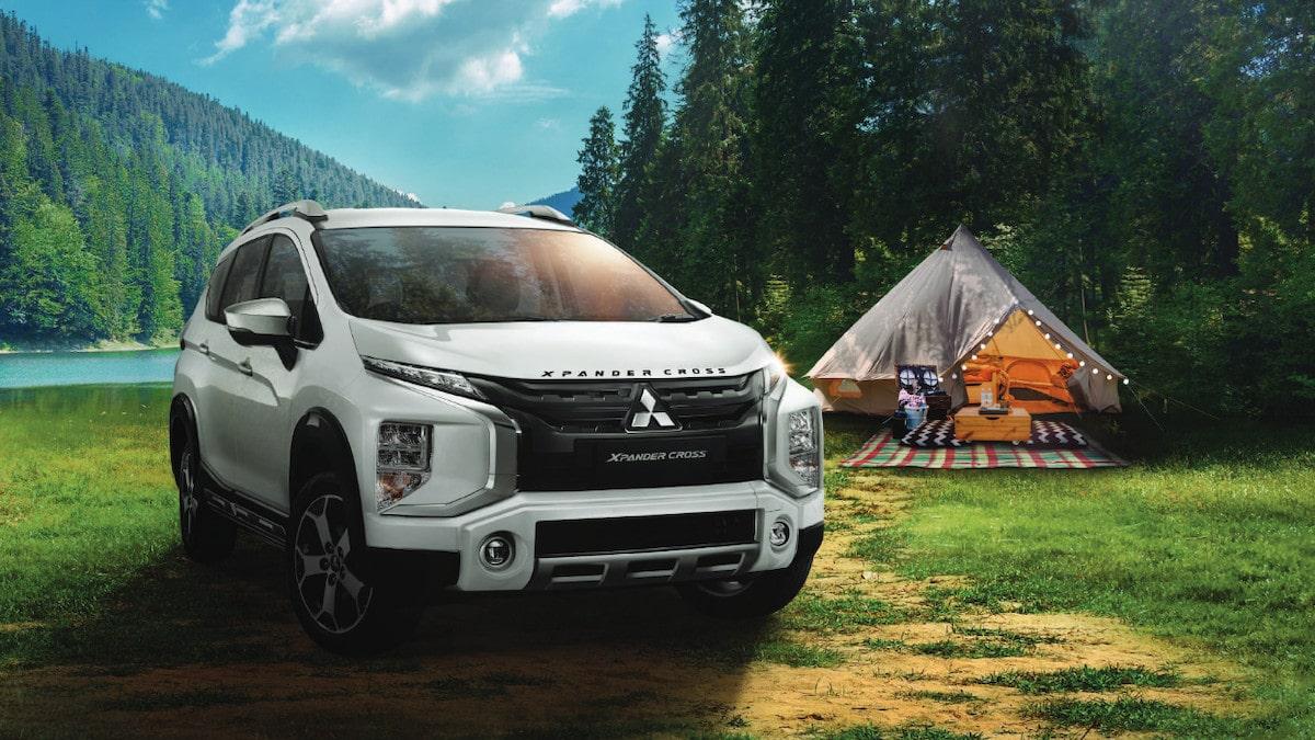 2 mitsubishi xpander cross 2020 muaxegiatot vn Chi tiết xe Mitsubishi Xpander Cross 2021, thách thức Toyota Rush