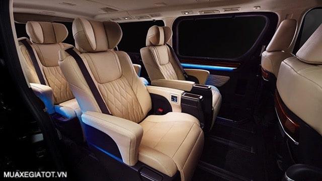 noi that xe toyota granvia 2021 truecar vn Đánh giá Toyota Granvia 2021: Thiết kế, động cơ và tính năng vận hành