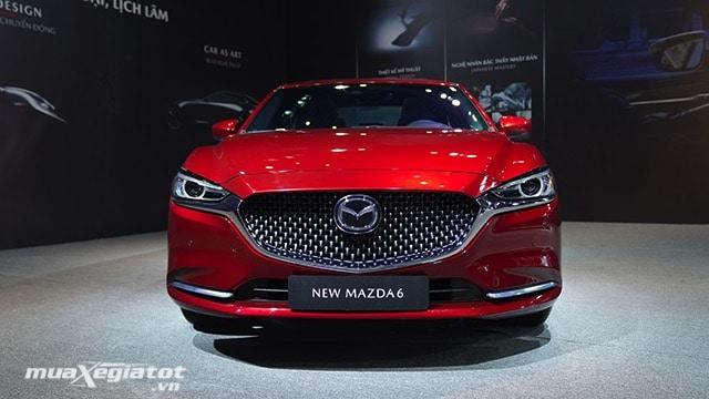 """dau xe mazda 6 2020 2021 sedan muaxegiatot vn 35 Đánh giá xe Mazda 6 2021 - Đe dọa """"ngôi vương"""" của Toyota Camry"""