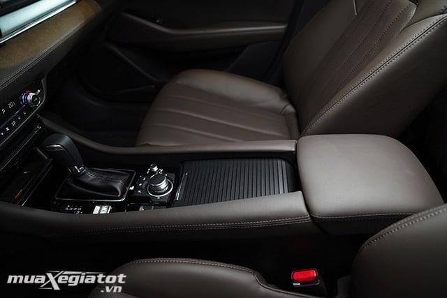 """dieu khien trung tam mazda 6 2020 2021 sedan muaxegiatot vn 25 Đánh giá xe Mazda 6 2021 - Đe dọa """"ngôi vương"""" của Toyota Camry"""