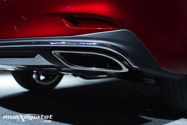 """po xe mazda 6 2020 2021 sedan muaxegiatot vn 33 Đánh giá xe Mazda 6 2021 - Đe dọa """"ngôi vương"""" của Toyota Camry"""