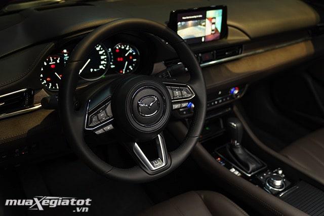 """volang mazda 6 2020 2021 sedan muaxegiatot vn 11 Đánh giá xe Mazda 6 2021 - Đe dọa """"ngôi vương"""" của Toyota Camry"""