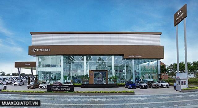 4 showroom hyundai long an muaxegiatot vn Giới thiệu đại lý Hyundai Long An, Tân An - Long An