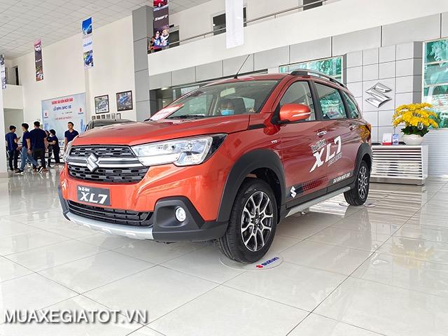 gia xe suzuki xl7 2020 2021 muaxegiatot vn 25 Nên mua xe 7 chỗ Suzuki Ertiga hay 7 chỗ Suzuki XL7?