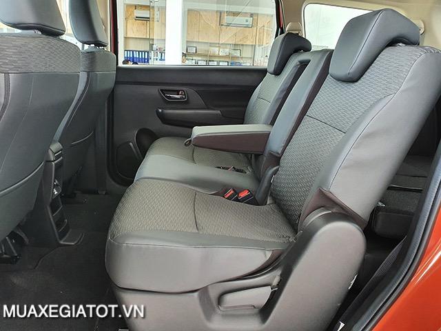 hang ghe 2 xe suzuki xl7 2020 2021 muaxegiatot vn 36 Nên mua xe 7 chỗ Suzuki Ertiga hay 7 chỗ Suzuki XL7?