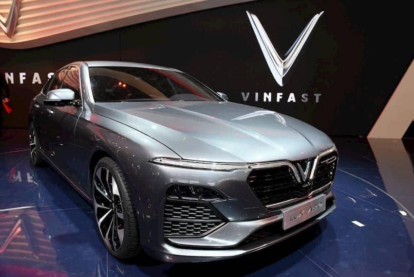 1 tu van mua xe vinfast lux sa 2 0 tra gop truecar vn Tư vấn mua xe Vinfast Lux SA 2.0 trả góp mới nhất năm 2021