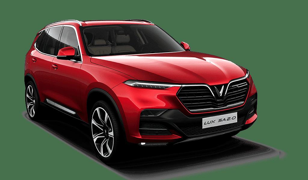 2 tu van mua xe vinfast lux sa 2 0 tra gop truecar vn Tư vấn mua xe Vinfast Lux SA 2.0 trả góp mới nhất năm 2021