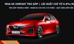 Có nên mua xe Vinfast Lux A 2.0 trả góp?