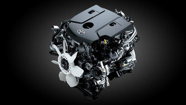 dong co xe toyota fortuner 2021 truecar vn Đánh giá xe Toyota Fortuner 2021 - Sứ mệnh chinh phục ngôi vương SUV 7 chỗ