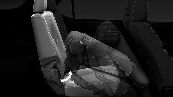 hang ghe thu 2 toyota fortuner 2021 truecar vn Đánh giá xe Toyota Fortuner 2021 - Sứ mệnh chinh phục ngôi vương SUV 7 chỗ
