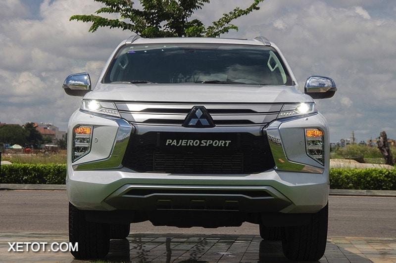 dau xe mitsubishi pajero sport 2020 2021 xetot com blog Đánh giá xe Mitsubishi Pajero Sport 2021 giá từ 1,11 tỷ đồng