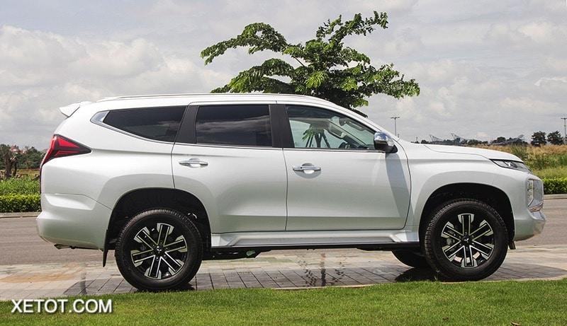 than xe mitsubishi pajero sport 2020 2021 xetot com blog Đánh giá xe Mitsubishi Pajero Sport 2021 giá từ 1,11 tỷ đồng