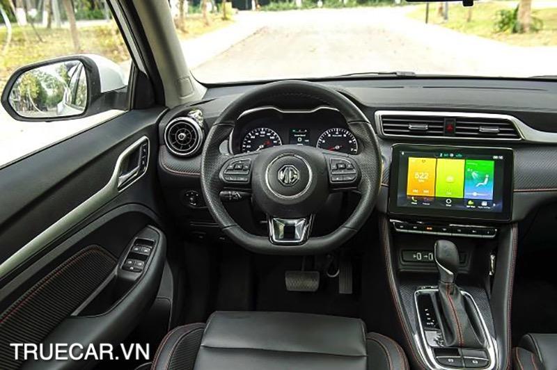 noi that xe oto MG ZS 2021 TRUECAR VN Đánh giá xe MG ZS 2021 - Mẫu xe dành cho giới trẻ năng động
