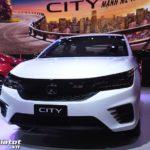 Chi tiết xe Honda City RS 2021 – Mạnh hơn, sang trọng hơn
