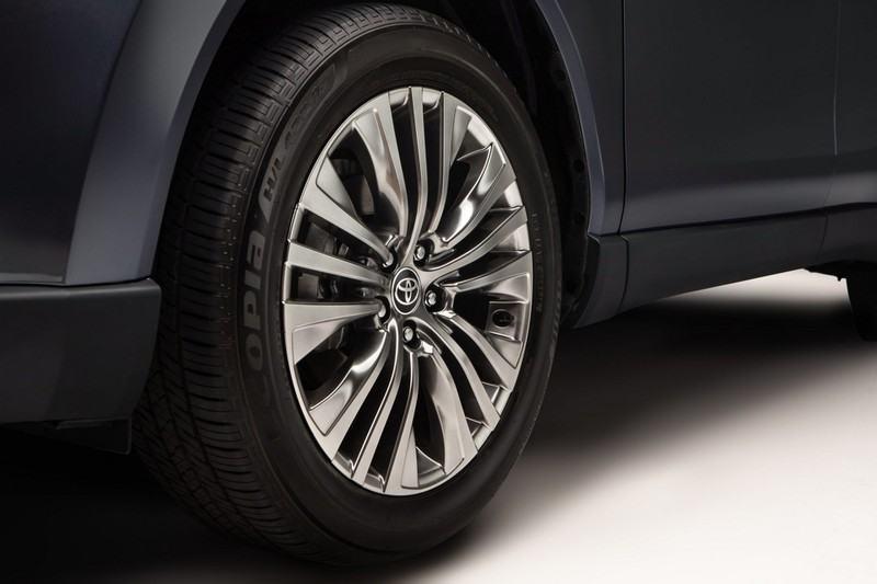 mam xe toyota venza 2021 muaxegiatot vn Chi tiết Toyota Venza 2021, Diện mạo mới động cơ mới
