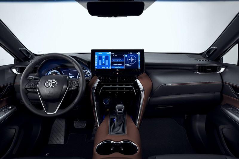 noi that toyota venza 2021 muaxegiatot vn Chi tiết Toyota Venza 2021, Diện mạo mới động cơ mới