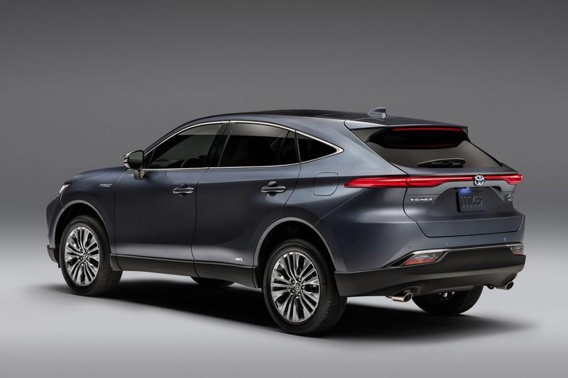 than xe toyota venza 2021 muaxegiatot vn Chi tiết Toyota Venza 2021, Diện mạo mới động cơ mới