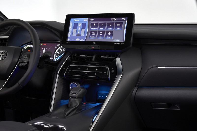 tien nghi toyota venza 2021 muaxegiatot vn Chi tiết Toyota Venza 2021, Diện mạo mới động cơ mới