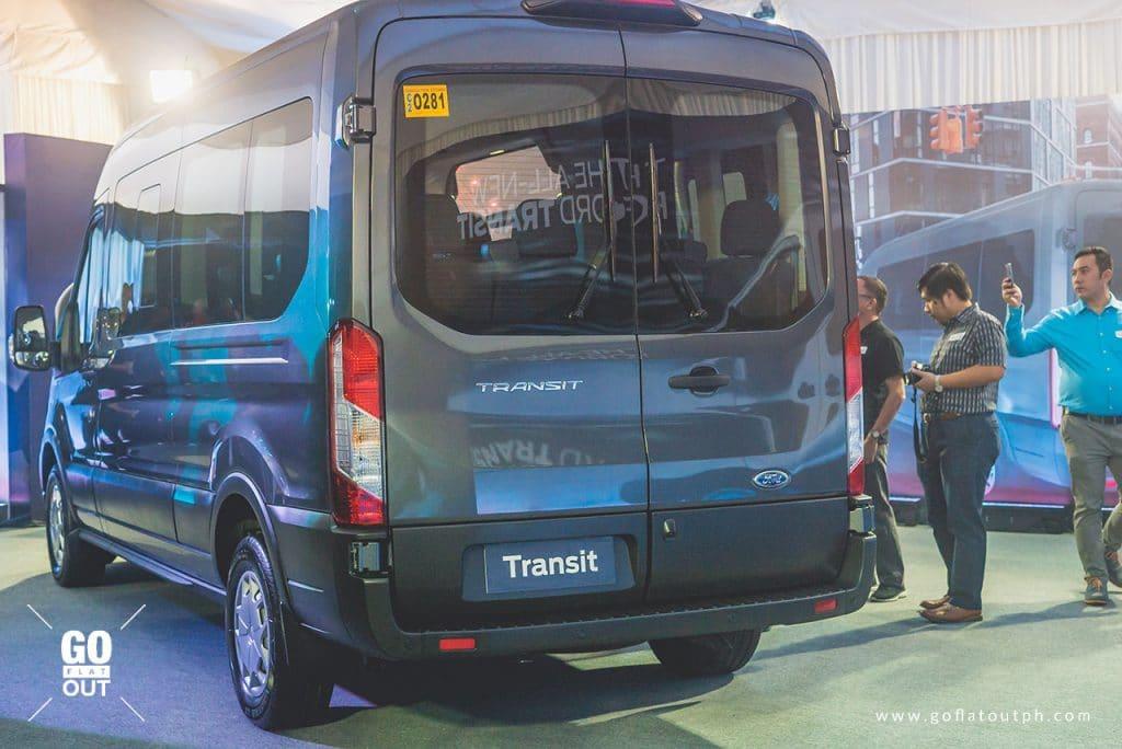 than xe Ford Transit 2021 ra mat philiphine xetot com Đánh giá xe Ford Transit 2021 bản mới sắp ra mắt có gì nổi bật?