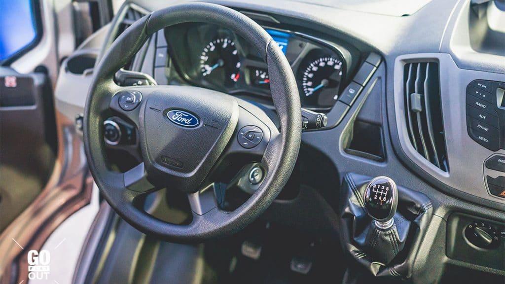 volang Ford Transit 2021 ra mat philiphine xetot com Đánh giá xe Ford Transit 2021 bản mới sắp ra mắt có gì nổi bật?