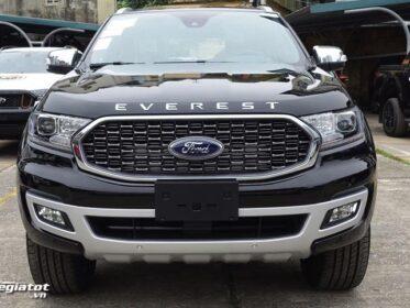 dau ford everest 2021 titanium 4wd at bi turbo muaxegiatot vn 373x280 Giới thiệu các phiên bản Ford Everest Titanium 2021 bán tại Việt Nam