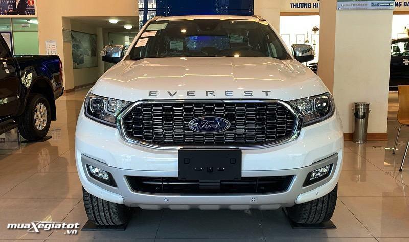 dau xe ford everest 2021 titanium 4wd at bi turbo muaxegiatot vn Giới thiệu các phiên bản Ford Everest Titanium 2021 bán tại Việt Nam
