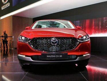 dau xe mazda cx 30 2021 truecar vn 373x280 Đánh giá xe Mazda CX30 2021, SUV cỡ B dành cho đô thị