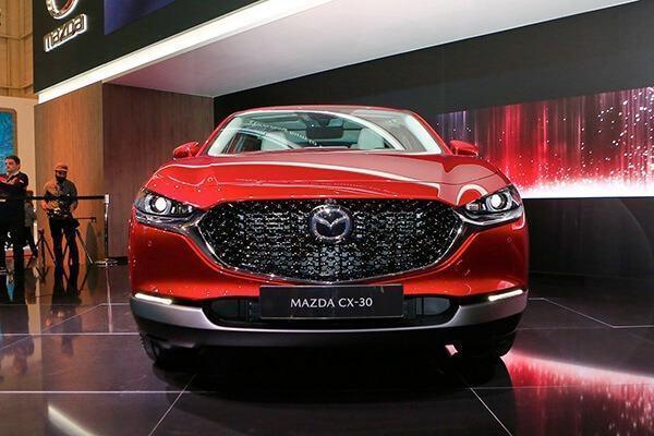 dau xe mazda cx 30 2021 truecar vn Đánh giá xe Mazda CX30 2021, SUV cỡ B dành cho đô thị