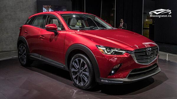 dau xe mazda cx3 2021 truecar vn Đánh giá xe Mazda CX3 2021,SUV đô thị nên trải nghiệm
