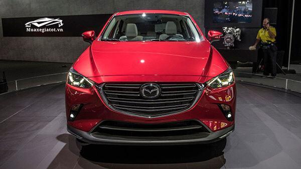 dau xe mazdacx3 2021 truecar vn Đánh giá xe Mazda CX3 2021,SUV đô thị nên trải nghiệm