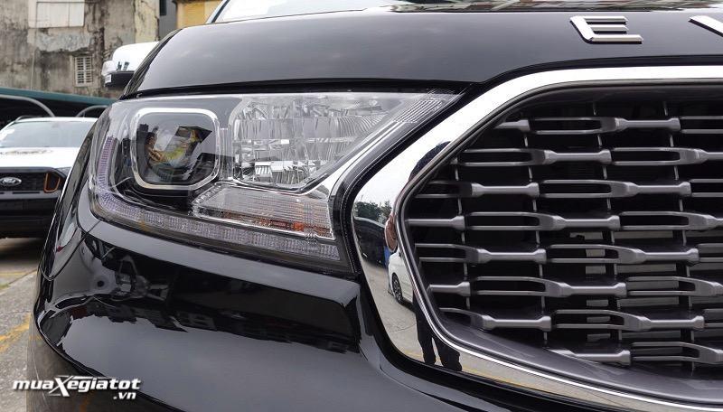 den xe ford everest 2021 titanium 4wd at bi turbo muaxegiatot vn Giới thiệu các phiên bản Ford Everest Titanium 2021 bán tại Việt Nam