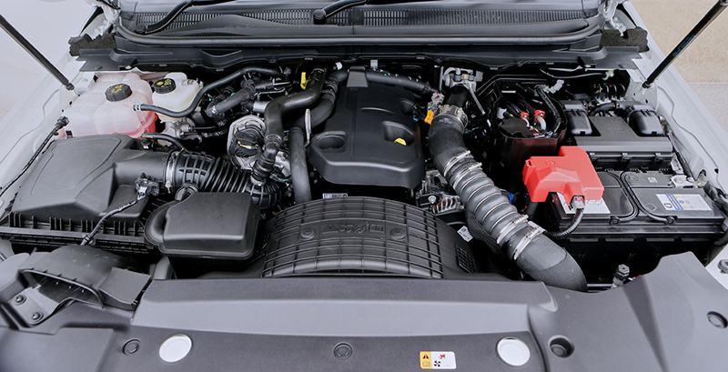 dong co xe ford everest 2021 thailan muaxegiatot vn Giới thiệu các phiên bản Ford Everest Titanium 2021 bán tại Việt Nam
