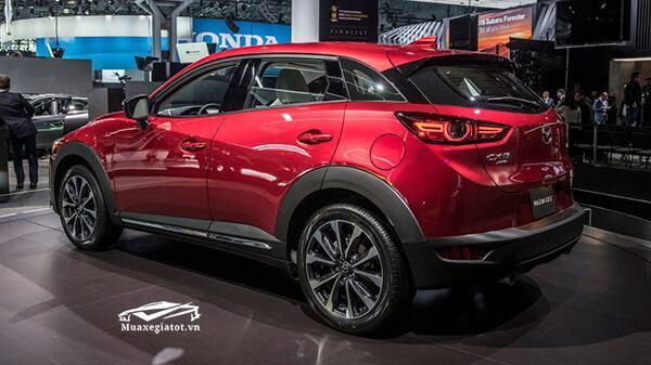 hong xe mazda cx3 2021 truecar vn Đánh giá xe Mazda CX3 2021,SUV đô thị nên trải nghiệm