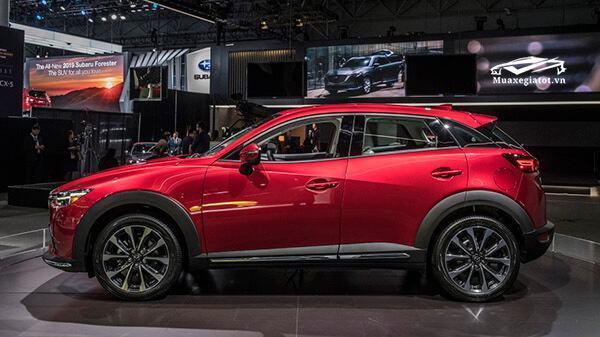 hong xe mazdacx3 2021 truecar vn Đánh giá xe Mazda CX3 2021,SUV đô thị nên trải nghiệm