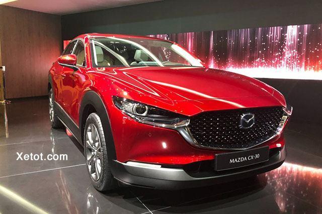 mazda cx 30 singapore motor show 2021 truecar vn Đánh giá xe Mazda CX30 2021, SUV cỡ B dành cho đô thị