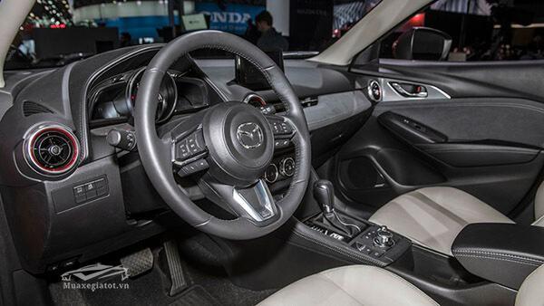 noi that xe mazda cx3 2021 truecar vn Đánh giá xe Mazda CX3 2021,SUV đô thị nên trải nghiệm