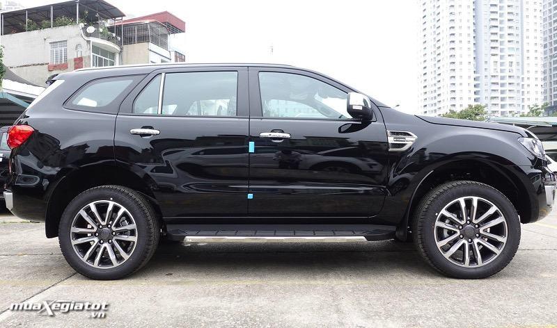 than xe ford everest 2021 titanium 4wd at bi turbo muaxegiatot vn Giới thiệu các phiên bản Ford Everest Titanium 2021 bán tại Việt Nam