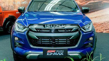 dau xe Isuzu D max 2021 2022 muaxegiatot vn 373x210 Đánh giá xe Isuzu D-Max 2022: nâng cấp đáng kể, giá bán hấp dẫn