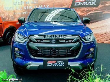 dau xe Isuzu D max 2021 2022 muaxegiatot vn 373x280 Đánh giá xe Isuzu D-Max 2022: nâng cấp đáng kể, giá bán hấp dẫn