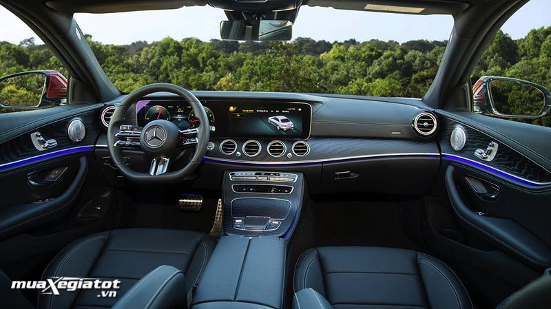 noi that xe mercedes benz e300 amg 2021 2022 muaxegiatot vn Đánh giá xe Mercedes E300 AMG 2022: Xứng đáng là phiên bản cao cấp nhất dòng E-Class