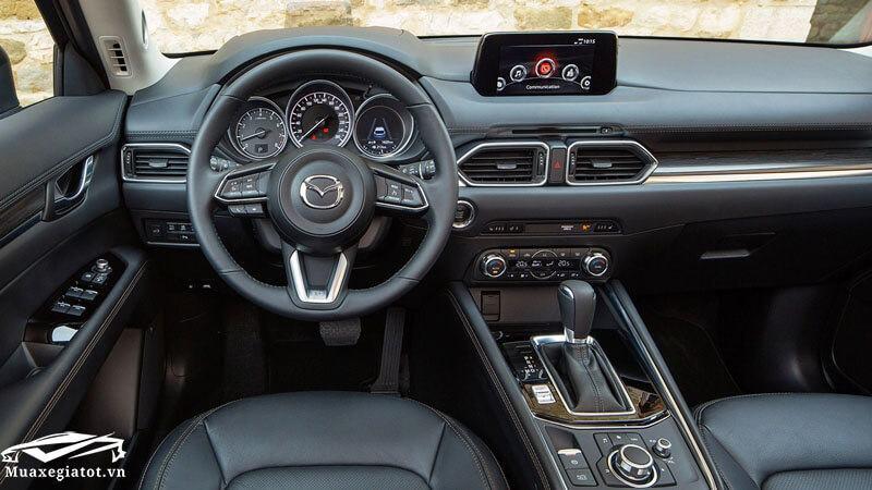 danh gia Mazda CX 5 2018 muaxegiatot vn 19 So sánh xe Peugeot 3008 2021 và Mazda CX5 2021