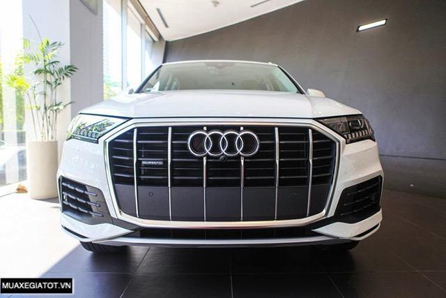 dau audi q7 2020 2021 muaxegiatot vn Đánh giá xe Audi Q7 2022 - Nâng cấp khả năng off-road