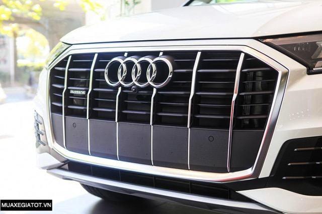dau xe audi q7 2020 2021 muaxegiatot vn Đánh giá xe Audi Q7 2022 - Nâng cấp khả năng off-road