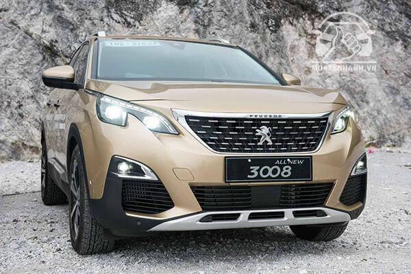dau xe peugeot 3008 2019 muaxegiatot vn 37 So sánh xe Peugeot 3008 2021 và Mazda CX5 2021