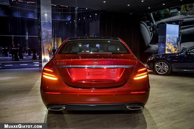 den hau mercedes benz e200 sport 2020 muaxegiatot com Đánh giá xe Mercedes E200 Sport 2021 - Giá cả phải chăng